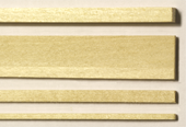 Basswood Strips