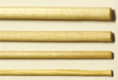 Basswood Rods