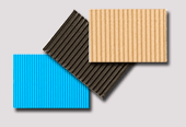 One-sided Corrugated Boards