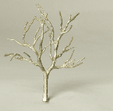 Tin cast Trees