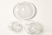 Polystyrene Balls transparent