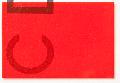 PVC-hart rot 0,23 x 210 x 297  (A4)