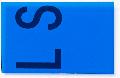 PVC-hart blau 0,23 x 210 x 297  (A4)