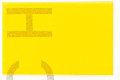PVC-hart gelb 0,23 x 210 x 297  (A4)