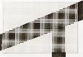 Pet-G Folie mit Quadratraster 1,0 x 1,0