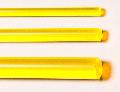 Acrylglas XT Rundstab gelb fluoreszierend ø = 10,0