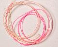 PVC Neonschnur ø = 2,0 pink fluoreszierend