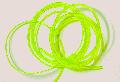 PVC Neonschnur ø = 2,0 gelbgrün fluoreszierend