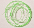 PVC Neonschnur ø = 2,0 grün fluoreszierend