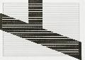 Pet-G Folie mit Linienraster w = 1,5