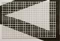 Pet-G Folie mit Quadratraster 2,0 x 2,0