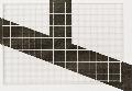 Pet-G Folie mit Quadratraster 3,0 x 3,0