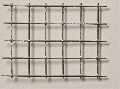 Steel wire grid spot-welded, zinc plated, mw = 10,0