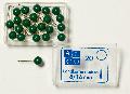 Špendlíky, tmavě zelené hlavičky  ø = 8,0  PJ =  20