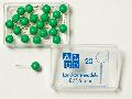 Špendlíky, světle zelené hlavičky  ø = 8,0  PJ =  20