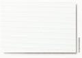 Polystyrol Strukturplatte weiß, w = 0,75  V-Rille