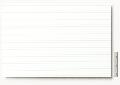 Polystyrol Strukturplatte weiß, w = 0,75 Verschalung