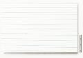Polystyrol Strukturplatte weiß, w = 1,5  V-Rille