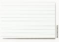 Polystyrol Strukturplatte weiß, w = 1,5 Verschalung