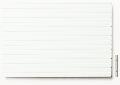 Polystyrol Strukturplatte weiß, w = 2,0  V-Rille