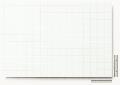 Polystyren strukturovaná deska bílá, r =  3,2 čtvercový rastr