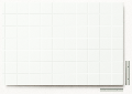 Polystyren strukturovaná deska bílá, r =  4,8 čtvercový rastr