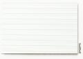 Polisztirol struktúrlemez fehér, szélesség = 1,0 trapézlemez