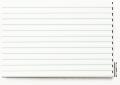 Polisztirol struktúrlemez fehér, szélesség = 2,5 trapézlemez