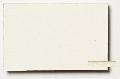 Sandwichplatte weiß / weiß, 10,0 x 500 x 700, VE = 12