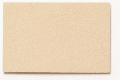Moosgummi hellbraun 2,0 x 300 x 400