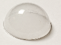 Felülvilágítók félkör alakú ø = 25