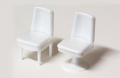 Chairs white 1:33