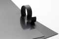 Worbla's Black Art modelling material 1,0 x 750 x 500