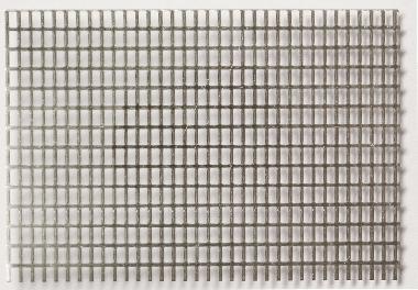 Alumínium perforált lemez hosszúkás lyukakkal 2,4 x 1,2