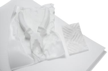Worbla's KobraCast Art Modelliergewebe 0,5 x 375 x 500