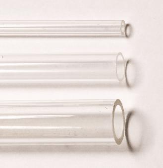 Acrylglas XT Rundrohr farblos ø = 15,0 / 11,0