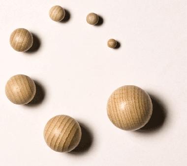 Fagolyók bükk ø =  10,0/2,0 csomagolási egység = 100
