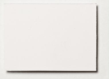 Bristolský kartón svetlobiely 924 g,  1,0 x 500 x 700