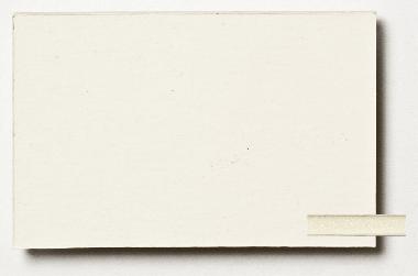 Sandwichplatte weiß / weiß, 3,0 x 500 x 700