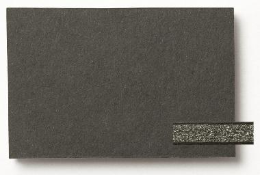Sandwichplatte schwarz / schwarz, Kern schwarz, 5,0 x 500 x 700