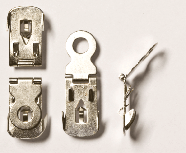 Metallaufhänger für Sandwichplatten VE = 10