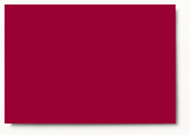 Photo mounting board dark red