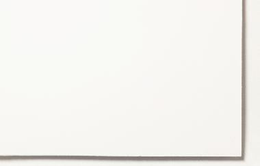 Grafikboard reinweiß / reinweiß 1,5 x 500 x 700
