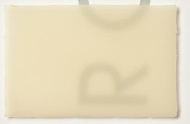 Latexgummi transluzent ca. 0,35 x 300 x 500
