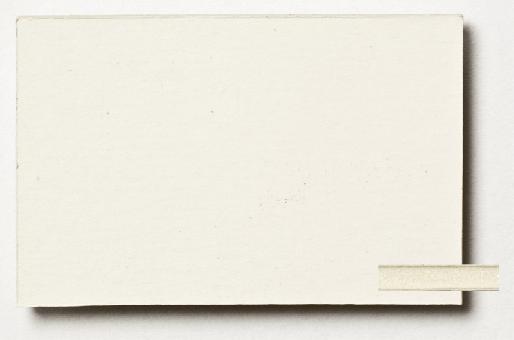 Sandwichplatte weiß / weiß, 5,0 x 1000 x 1400