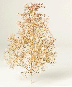 Filigrane tree medium h = app. 120 mm