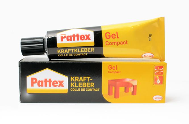 Pattex Kraftkleber Gel/Compact Tube 50g