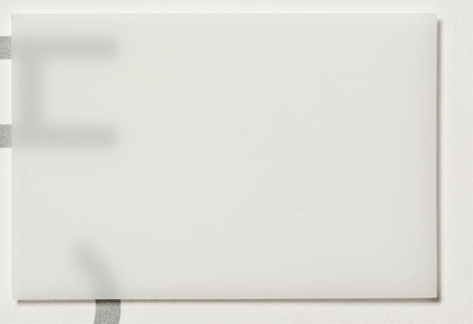 Acrylglasfolie XT milchig 0,5 x 250 x 500  AKTIONSPREIS