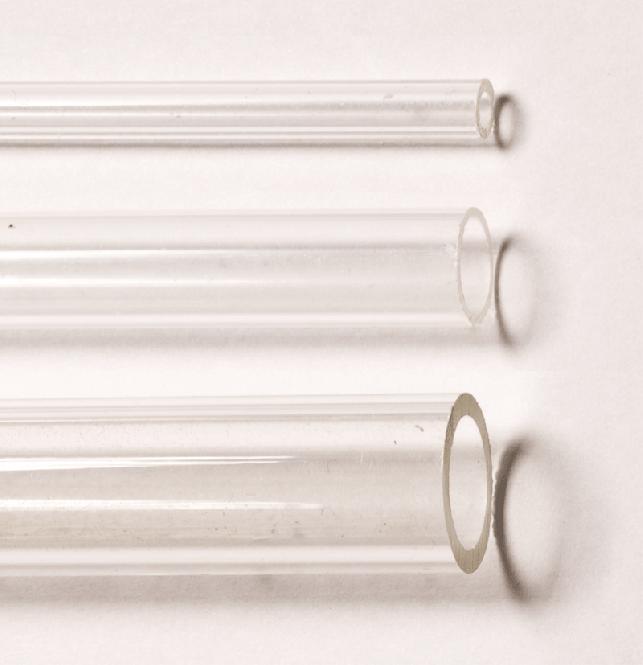 Acrylglas XT Rundrohr farblos ø =  6,0 / 3,5