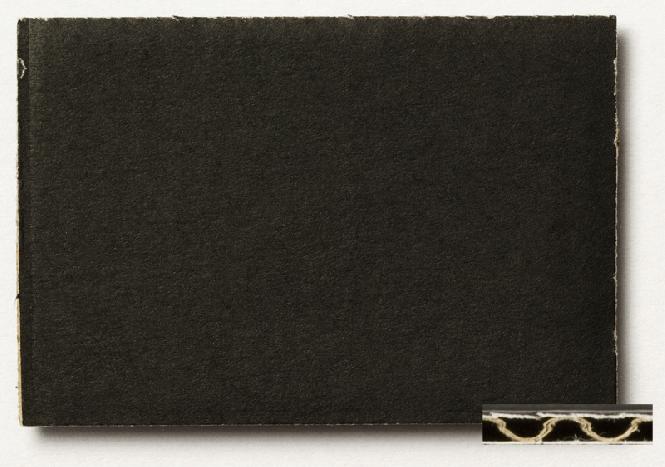 Micro Corrugated Board Black 1 5 X 700 X 1000 Purchase